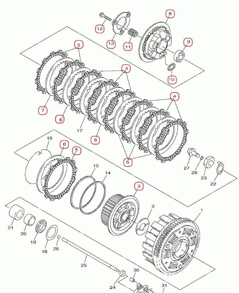 chinese atv wiring diagram dirt bike  diagram  auto wiring diagram