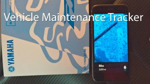 motorcycle vehicle maintenance tracking app review