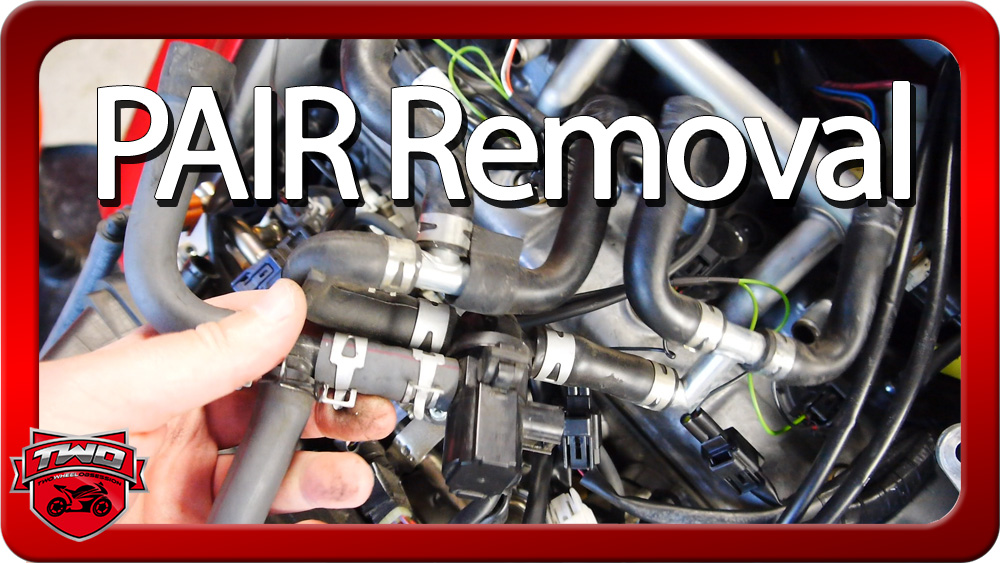 How To Remove Fjr1300 Pair System